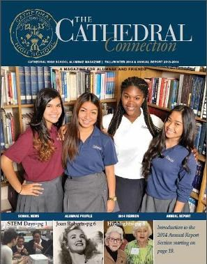 The Cathedral Connection Spring Issue