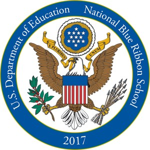 2017 National Blue Ribbon School of Excellence image