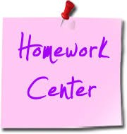 Homework Center Thumbnail Image