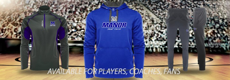 Manor New Tech Mini Store Accepting Orders for Sweatshirts, Pants Thumbnail Image