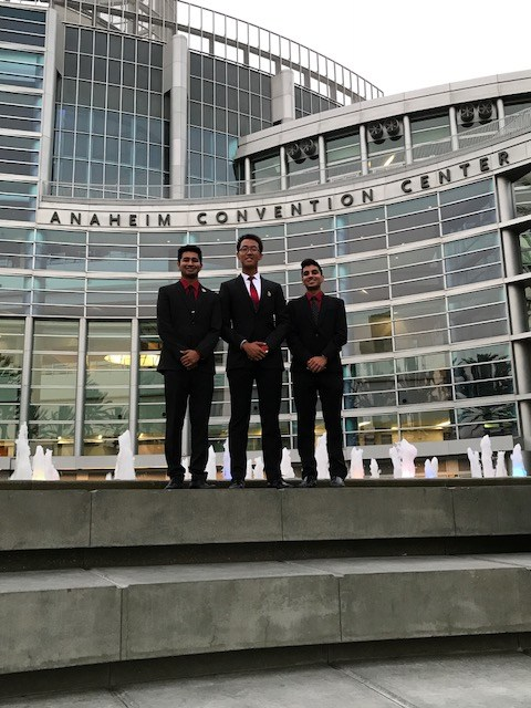 FBLA National Leadership Conference Anaheim California