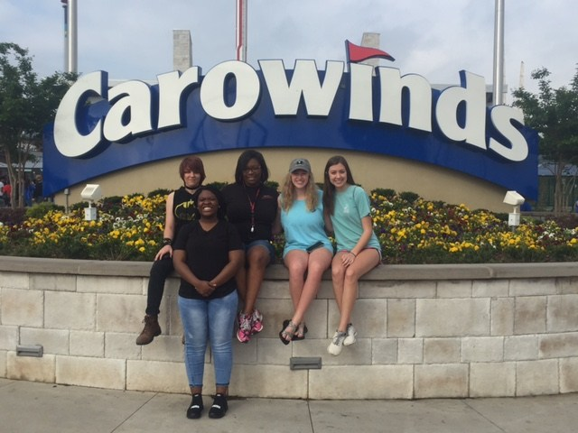 Youth Leadership Day 2018 at Carowinds