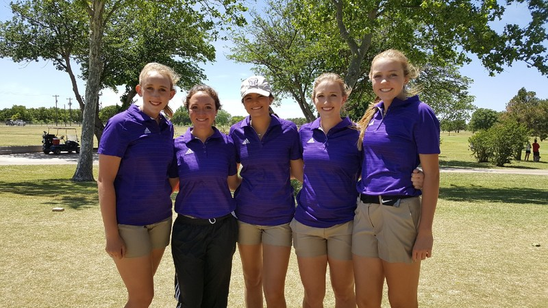 Tigerette Golf Competes at Regional Thumbnail Image