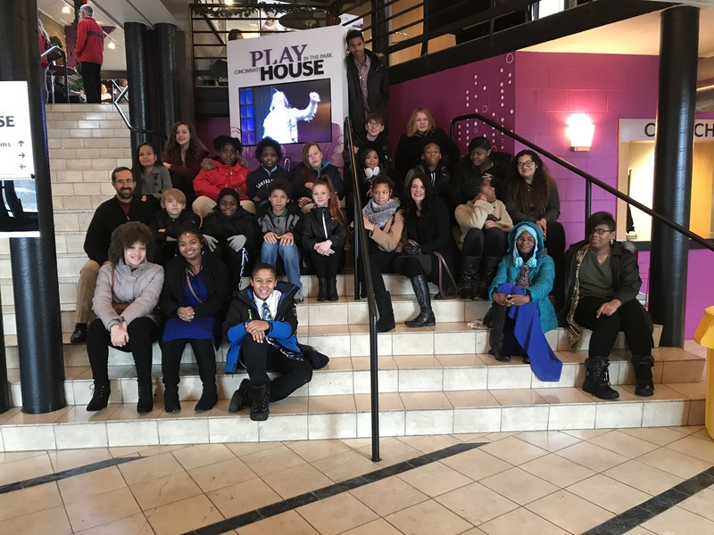 Mt. Healthy Students Attend A Christmas Carol Featured Photo