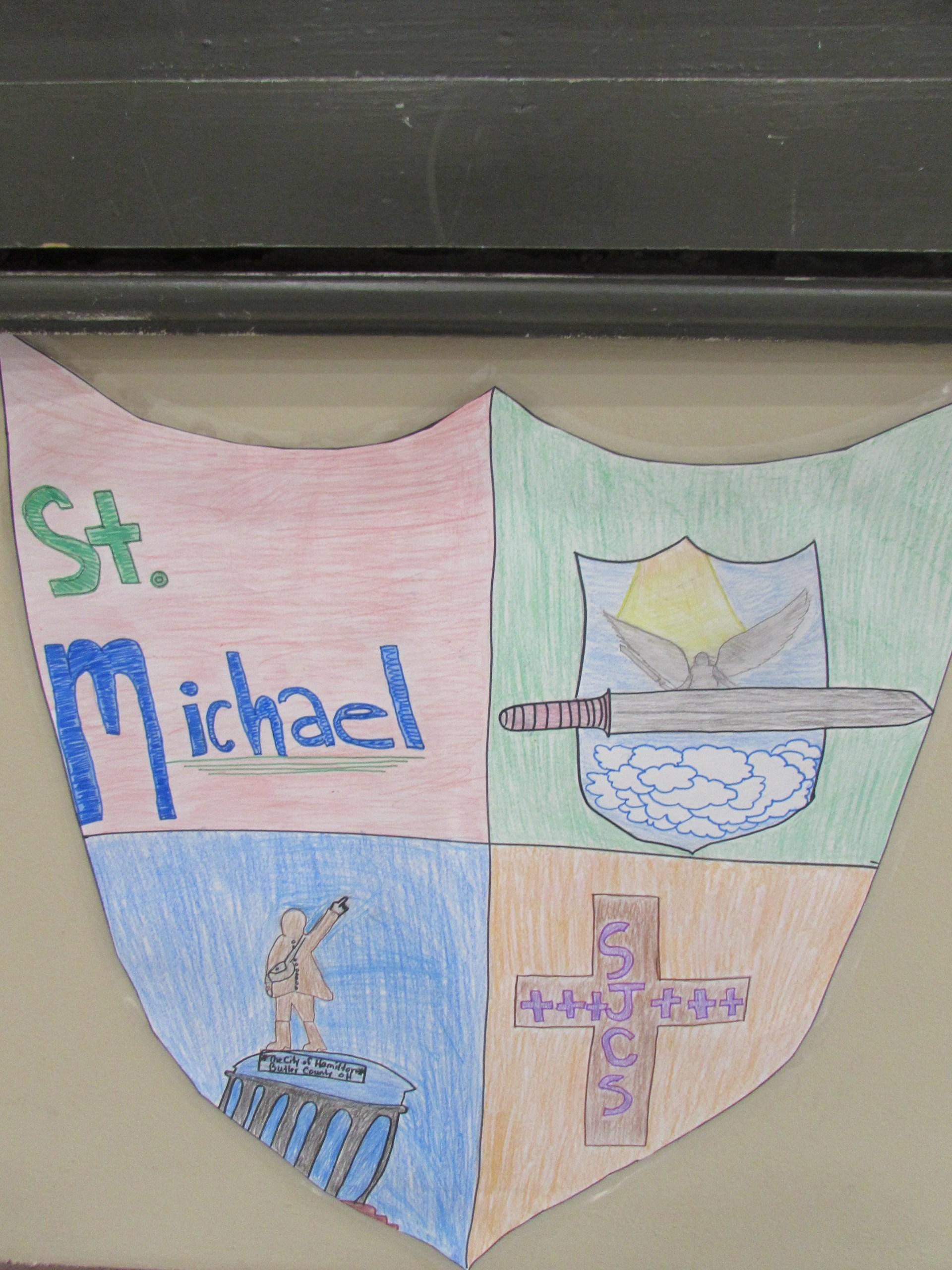St. Michael Crest