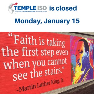Martin Luther King, Junior Day