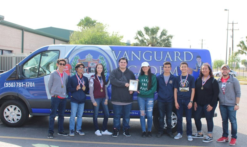 Rembrandt Secondary Science UIL Places first in District 32-3A Featured Photo