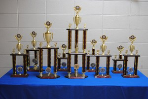 NJROTC 1st Place Overall Drill Meet and Awards