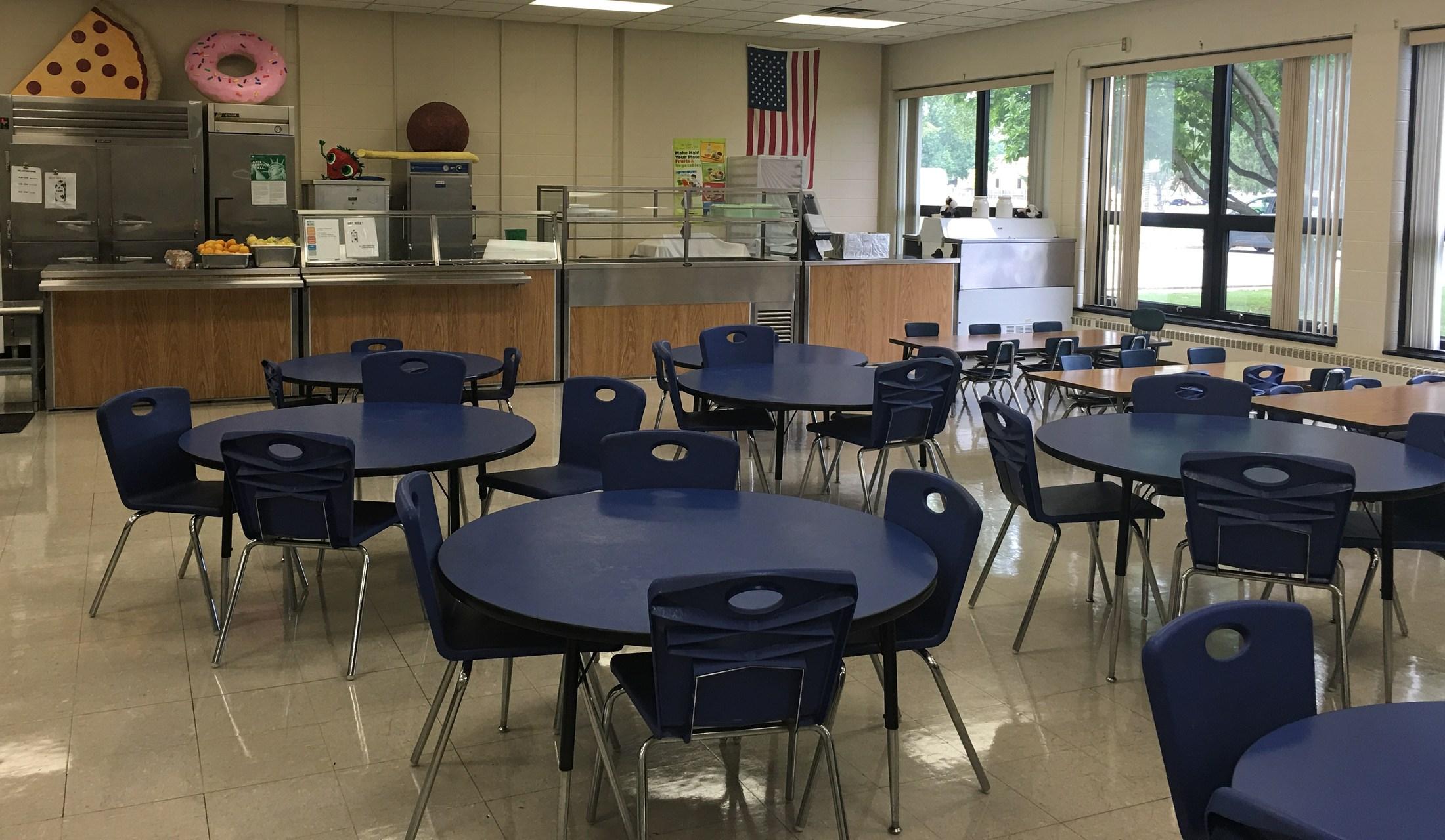 Willard School Cafeteria
