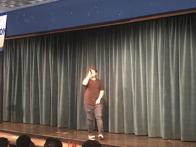2018 Dartmouth Talent Show