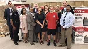 THS stuco student 18 wheeler donated 091117  In the News.jpg