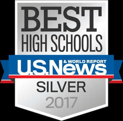 U.S. News and World Report Recognizes Rowe High School Image