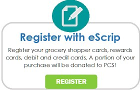 Register with eScrip logo