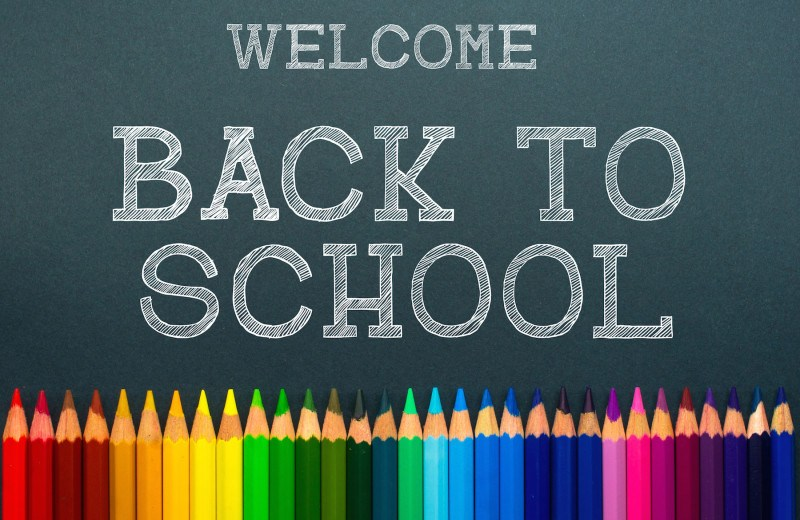 Back to School Reminders 2019 Thumbnail Image