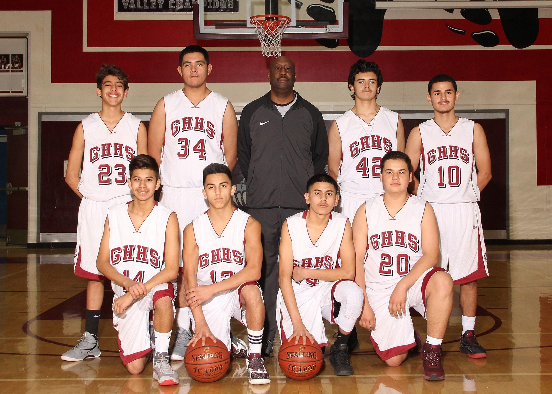 Freshmen Gentlemen Basketball