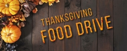 Thanksgiving Food Drive Has Begun Featured Photo