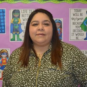 Elizabeth Leos's Profile Photo