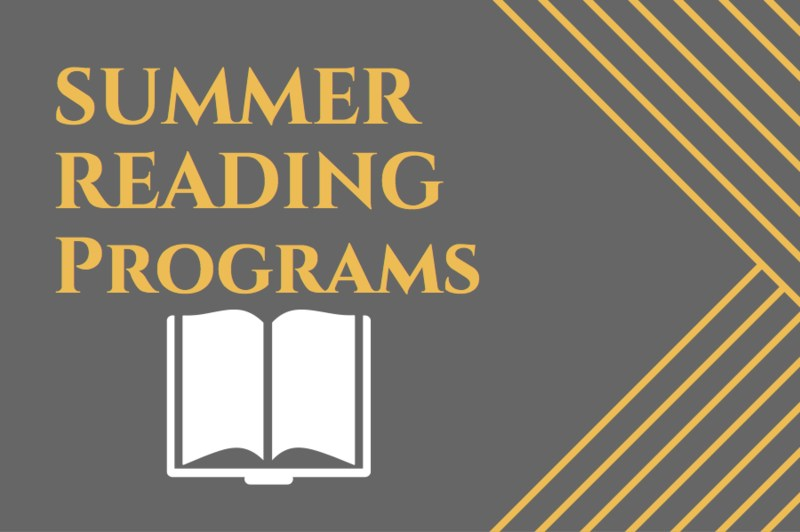 Summer Reading Programs Featured Photo