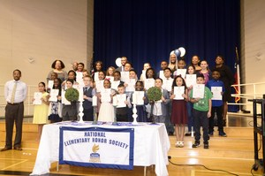West Orange - Stark Elementary National Honor Society Inductees