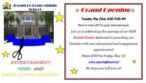 Parent Center Grand Opening.JPG