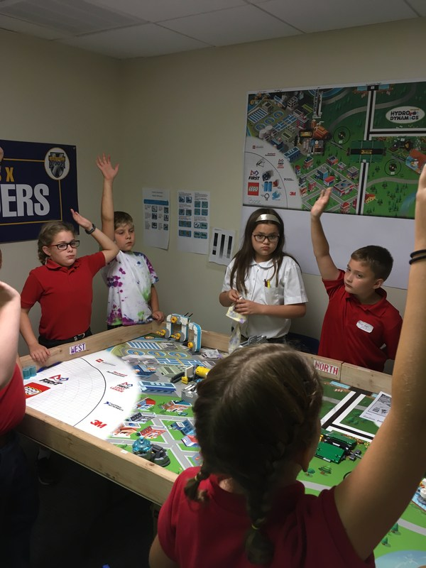 Robotics Club Solves Real World Water Challenges Thumbnail Image
