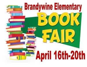 Brandywine Elementary Book fair