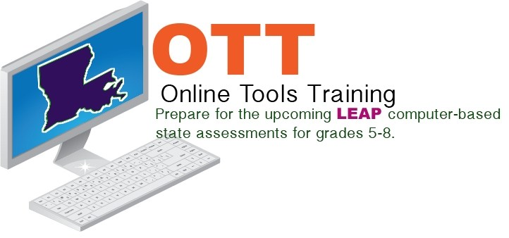 A graphic representing the Online Tools Testing Site