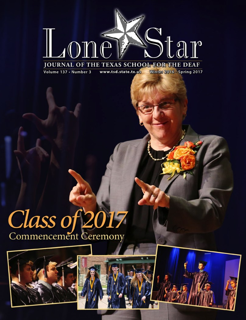 Cover Lone Star Winter Spring 2016-2017