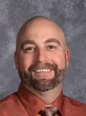 Travis Elementary Principal David Wells