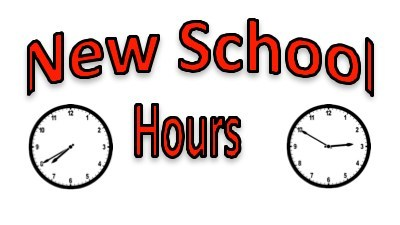 new school hours