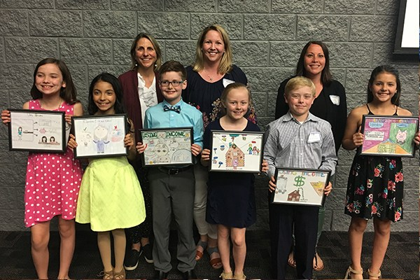 SW, SE students take top prizes in Poster Contest Thumbnail Image
