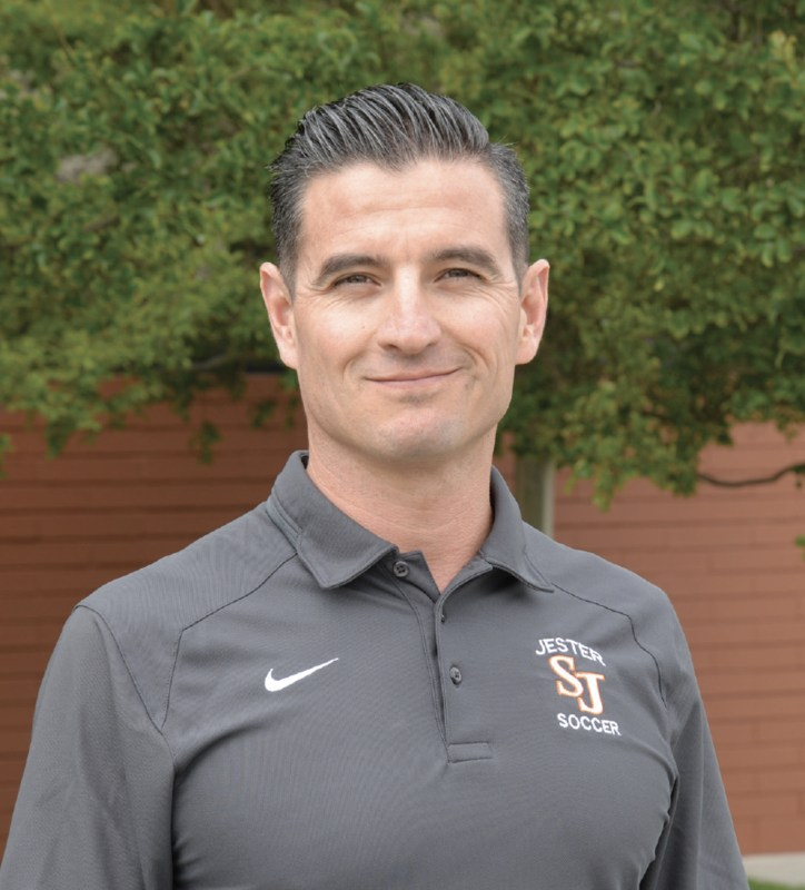 Jester Soccer Coach, Eddie Perez, featured in the 907 magazine Thumbnail Image