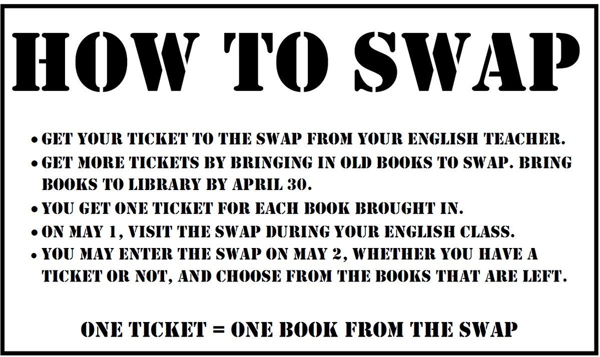 How to Swap