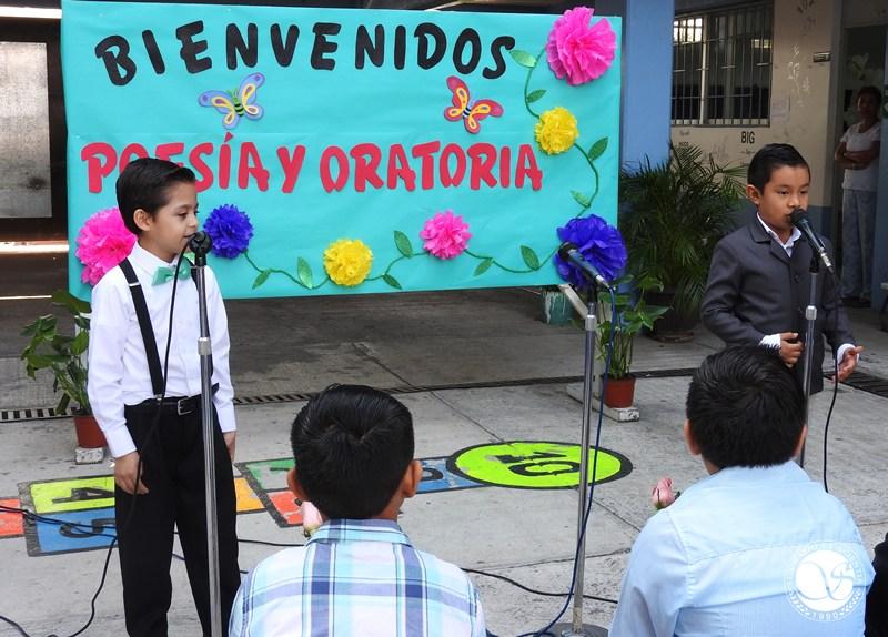 Poesía y Oratoria en el Colegio Stratford Thumbnail Image