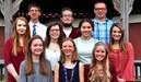 Class of 2017 Top Ten Students