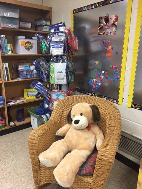 Parent Resource Room