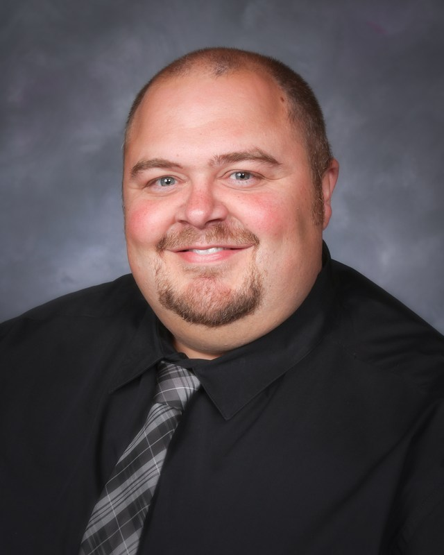 Photo of Dr. Josh Meek, MLSD Superintendent