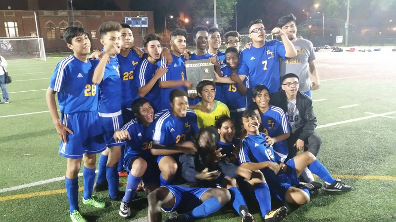Boys' Soccer Finishes Strong Featured Photo