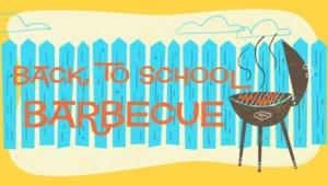 Back to school BBQ