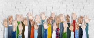 Student Hands