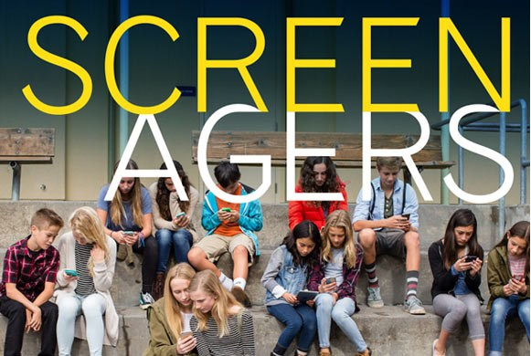 Join us on April 25th at 7:00 pm for a screening of SCREENAGERS: Growing up in the digital age Thumbnail Image