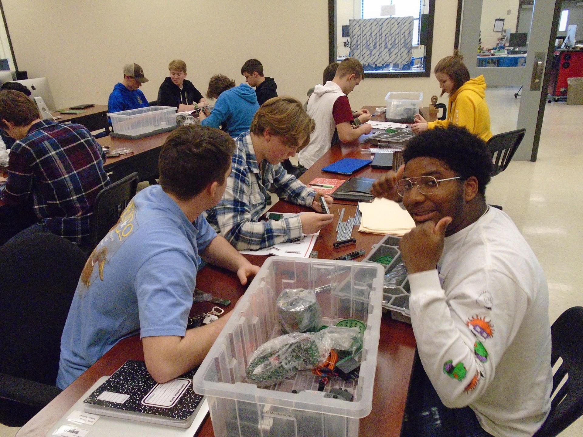 Students love Engineering!