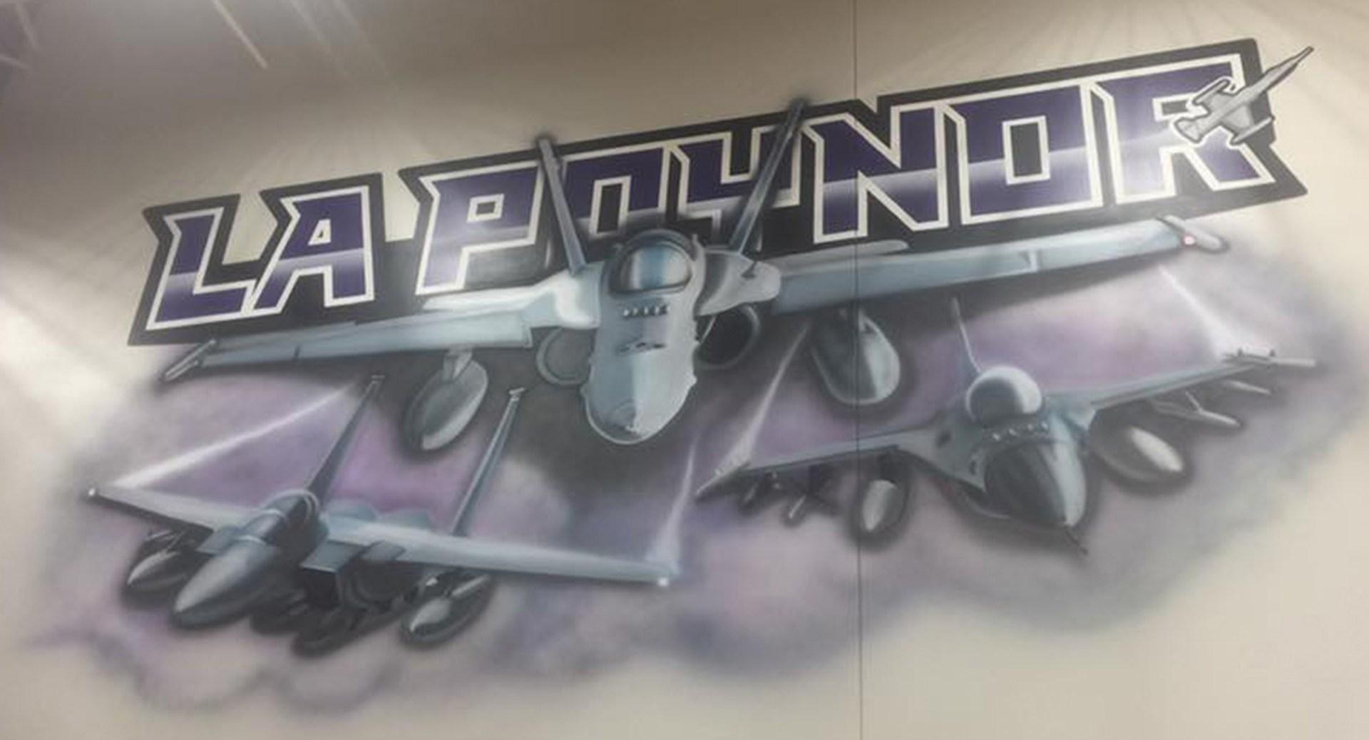 Gym Wall