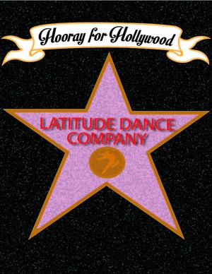 Latitude Dance Company, Elsinore High School, Hooray for Hollywood logo