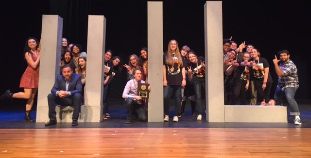 UIL One Act Play Contest – Mr  Vance Sarlow – Randolph High