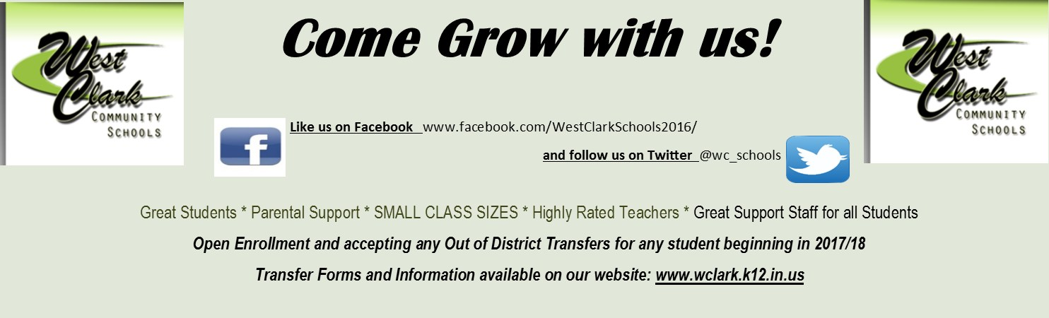Come Grow with us ad