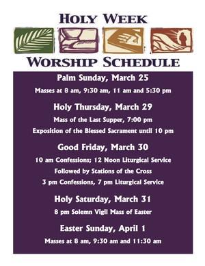 Holy Week and Easter Worship Schedule, 2018.jpg
