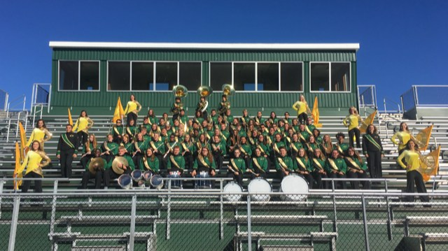 Marching Band Places First Thumbnail Image