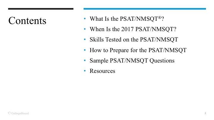 psat assessment centinela valley union high school district