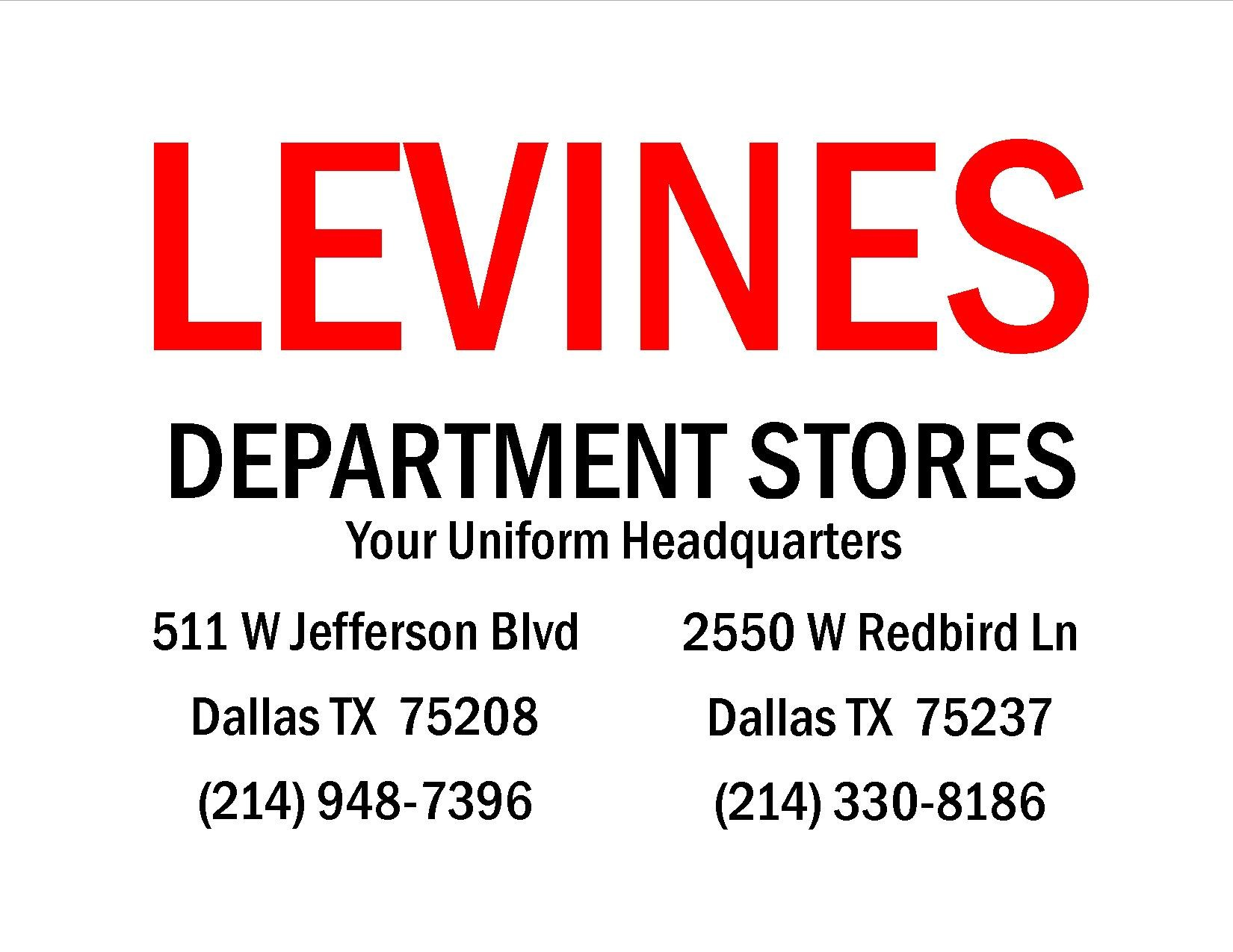 Levines Department Stores